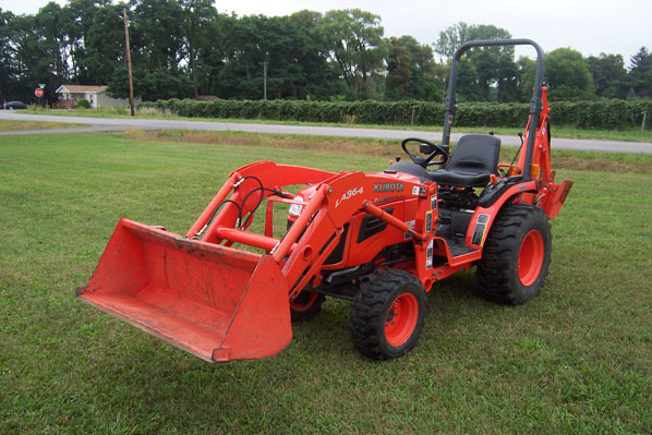 Used Kubota Tractors for Sale in Geogia » Mason Tractor Co
