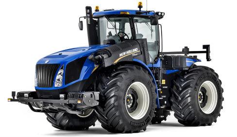 New Holland T9.565 » Mason Tractor Co. Georgia