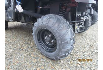 RTV850 ATV TIRES STANDARD WHEELS