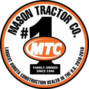 Mason Tractor Company Family Owned Since 1940