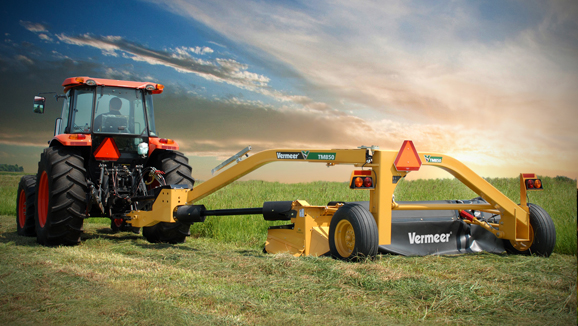 vermeer trailedmowers hero