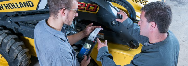 New Holland Servicing, Maintenance Plans, and Inspections